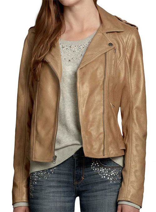 Leather Jacket # 267