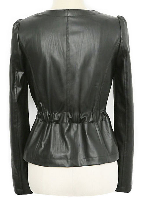 Leather Jacket # 269