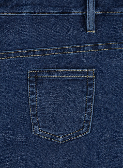Body Hugger Stretch Denim-X Jeans