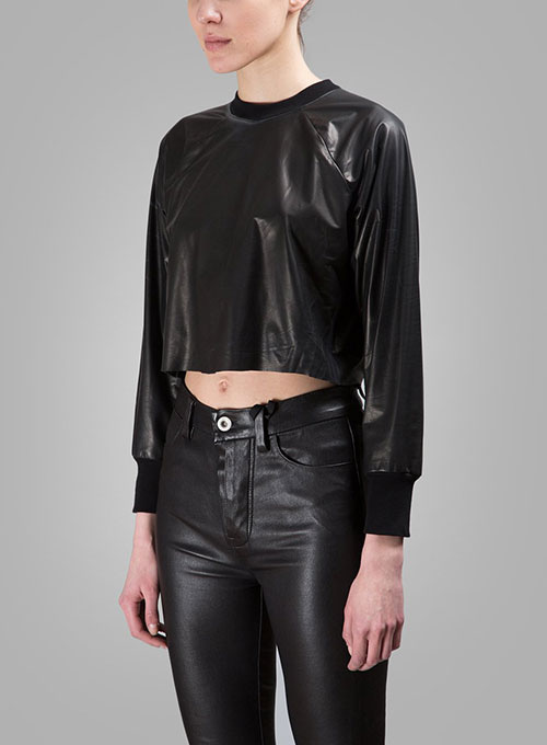 Leather Top Style # 68