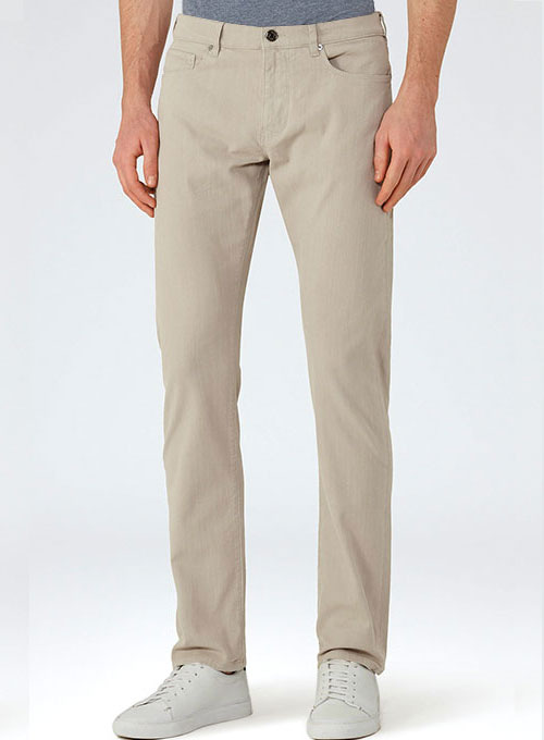 Stretch Summer Weight Chino Jeans