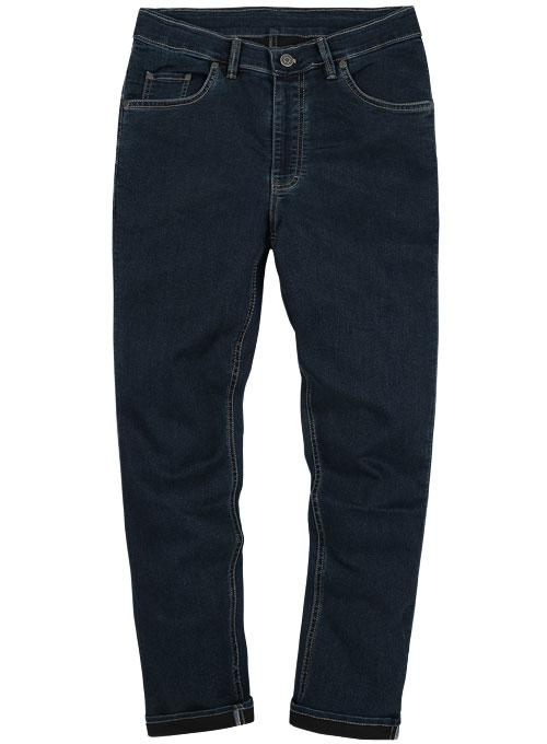 Body Sucker Stretch Jeans - Denim X