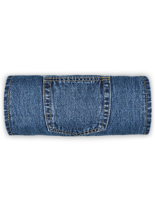 Travellers Blue Light Wash Jeans