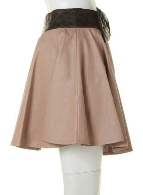 Enchanted Leather Skirt - # 171