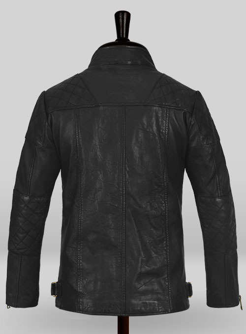 Leather Jacket # 613 - Click Image to Close