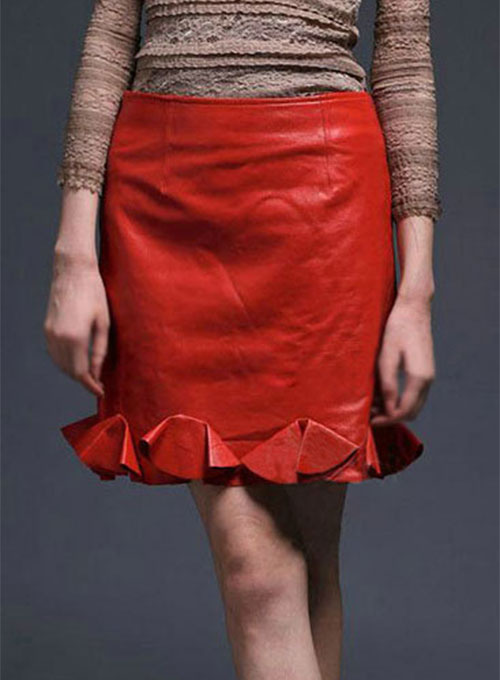 Mermaid Leather Skirt - # 178