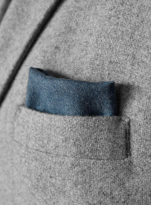 Tweed Pocket Square