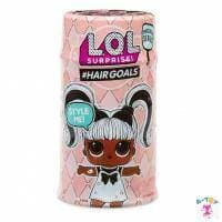 Кукла-сюрприз MGA Entertainment в капсуле LOL Surprise 5 Hairgoals купить