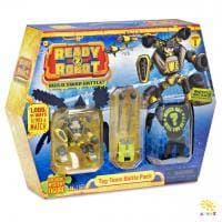 MGA Entertainment 553885 Ready2Robot- Battle Pack Tag Team