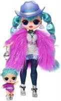 L.O.L. Surprise! O.M.G. Winter Disco Cosmic Nova Fashion Doll & Sister 561804 купить