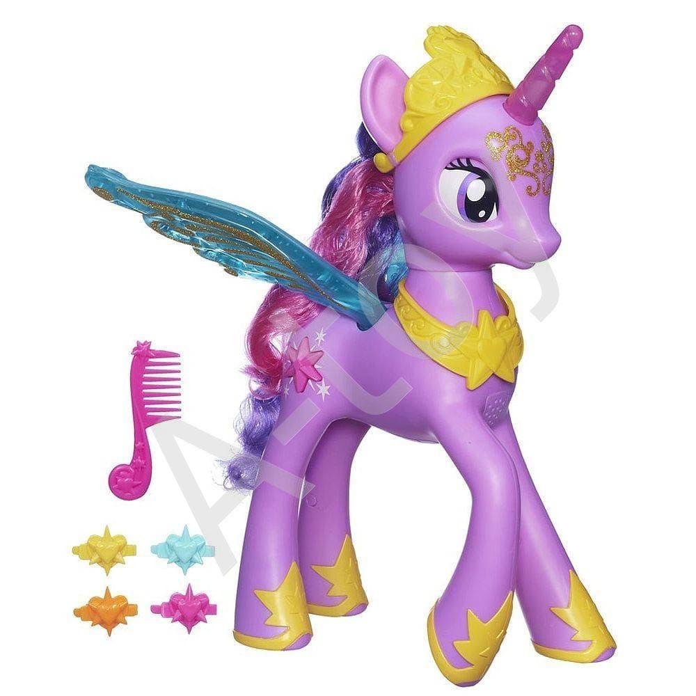 Купить Интерактивная пони Принцесса Сумеречная Искорка ...