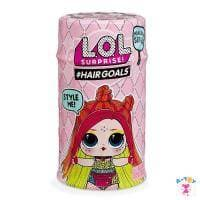 Кукла-сюрприз MGA Entertainment в капсуле LOL Surprise 5 Hairgoals - 2 волна купить