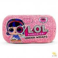 Кукла-сюрприз MGA Entertainment капсула LOL Surprise Under Wraps, 552048 купить