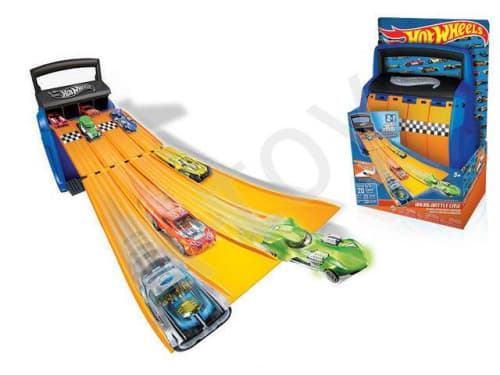 купить Бокс для хранения машинок Hot Wheels