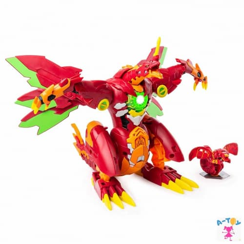 купить Bakugan, Dragonoid Maximus - со звуком и светом
