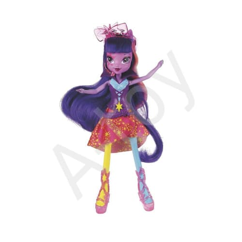 "купить Кукла Equestria Girls ""Rainbow Rocks Neon"" - Twilight Sparkle"