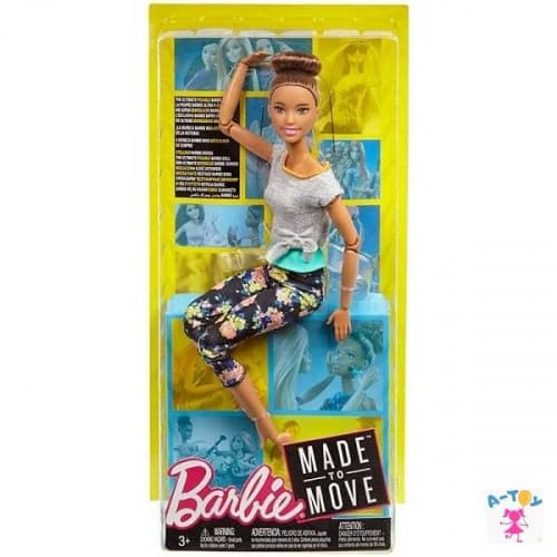 купить Mattel Barbie FTG82 Барби Безграничные движения