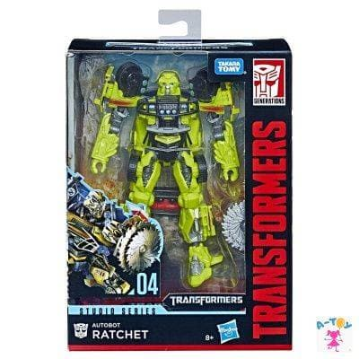 Transformers Studio Series Ratchet Deluxe 04