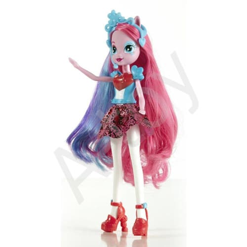 купить Кукла My Little Pony Equestria Girls - Пинки Пай с наушниками