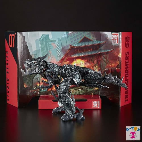 купить Transformers Studio Series Leader Class Grimlock