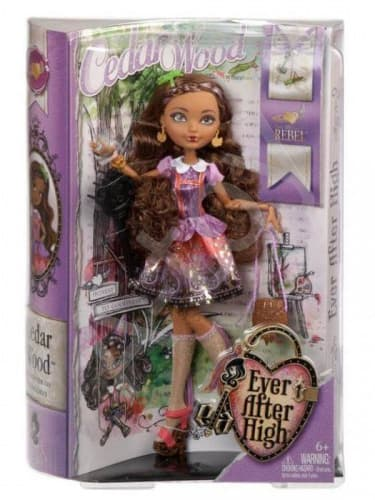 купить Кукла Ever After High - Cedar Wood