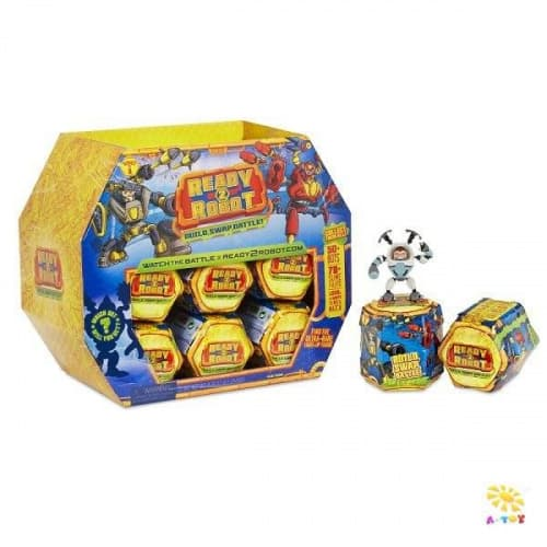 купить Капсула Ready2Robot MGA Entertainment 551034
