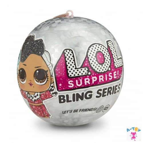 купить LOL Surprise Bling series