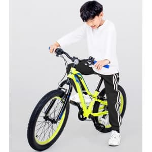 Подростковый велосипед Xiaomi QiCycle Young Mountain Bike XC200 Yellow