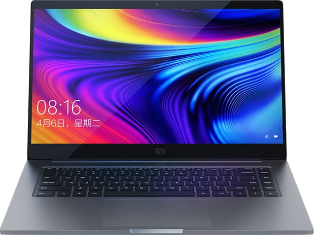 Ноутбук Mi Notebook Pro 15.6 i7 10510U 16/512GB/MX250 (JYU4158CN)