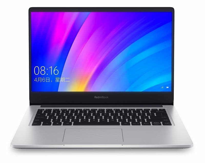 "Фото Ноутбук Xiaomi RedmiBook 14 2019 (Intel Core i7 10210U 1800 MHz/14""/1920x1080/8Gb/512Gb SSD/DVD нет/NVIDIA GeForce MX250/Wi-Fi/Bluetooth/Windows 10 Home) JYU4152CN"