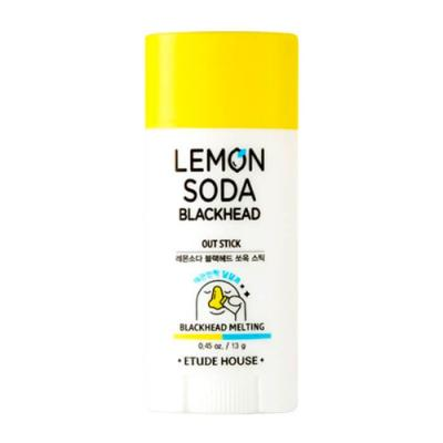 ETUDE HOUSE Очищающий стик Lemon Soda Blackhead Out Stick