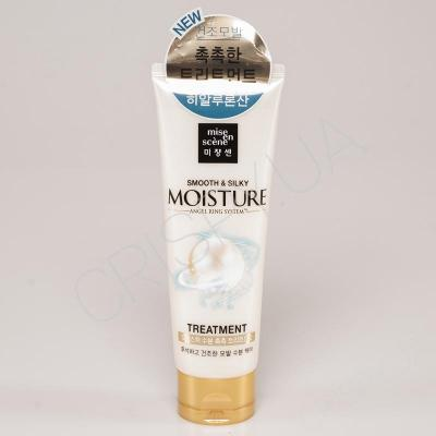 MISE EN SCENE Маска для придания блеска Pearl Smooth & Silky Moisture Treatment
