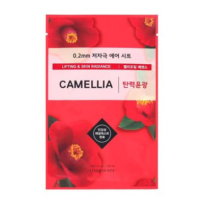 ETUDE HOUSE Маска тканевая с маслом камелии 0.2 Therapy Air Mask Camellia