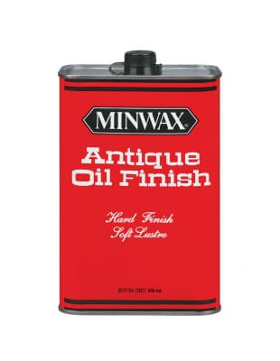 АНТИЧНОЕ МАСЛО MW ANTIQUE OIL FINISH 946 мл